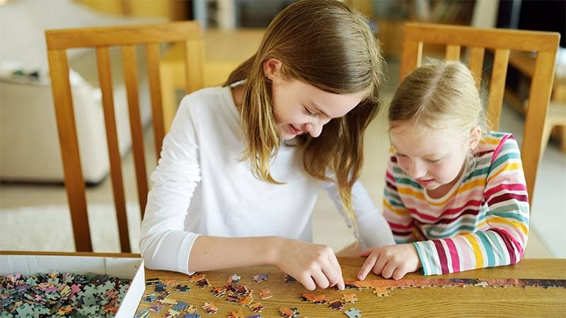 اسباب بازی های فکری و آموزشی