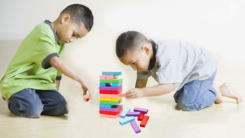 بازی های خلاق عملکرد اجرایی مغز را توسعه می دهد.