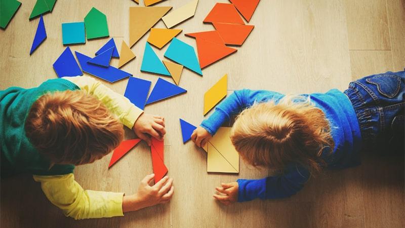 کدام بازی های فکری تاثیر در خلاقیت کودکانمان دارد؟